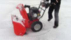 Ремонт снегоуборщиков с выездом
