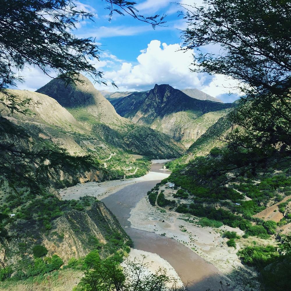 things to do outside cusco, choquequirao, rio apurimac, apurimac river, curahuasi, apu winery, peruvian wine, winery peru