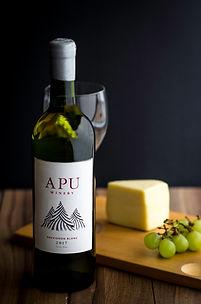 Apu Peruvian Wine- Sauvignon Blanc. High altitude wine, craft wine, winery peru