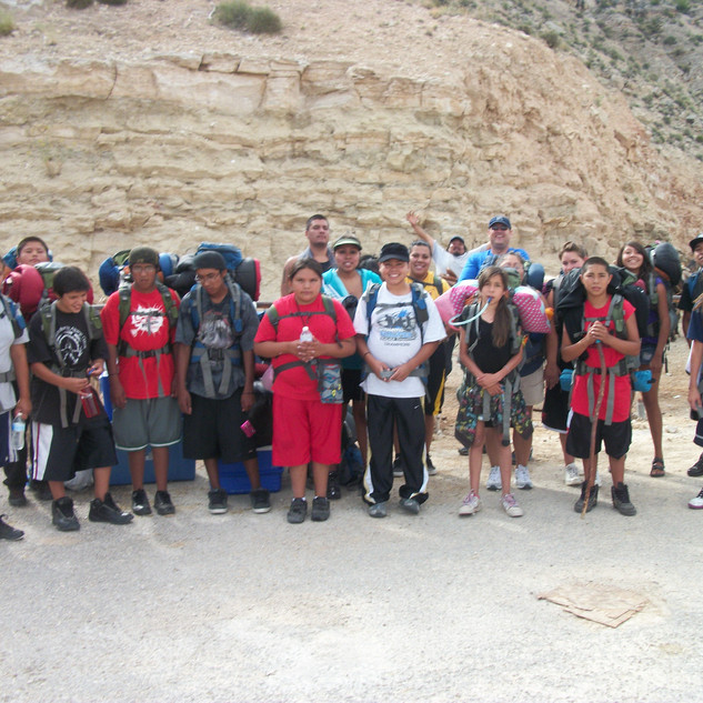 Washoe Grand Canyon Trip