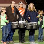 DHS Band Senior Night