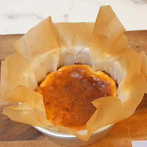 Basque Burnt Cheesecake(5 inch)