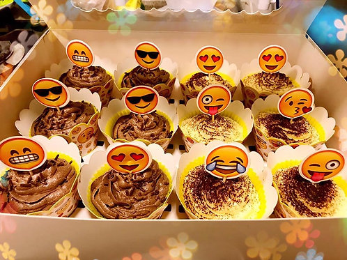 Cupcakes(6 pieces)