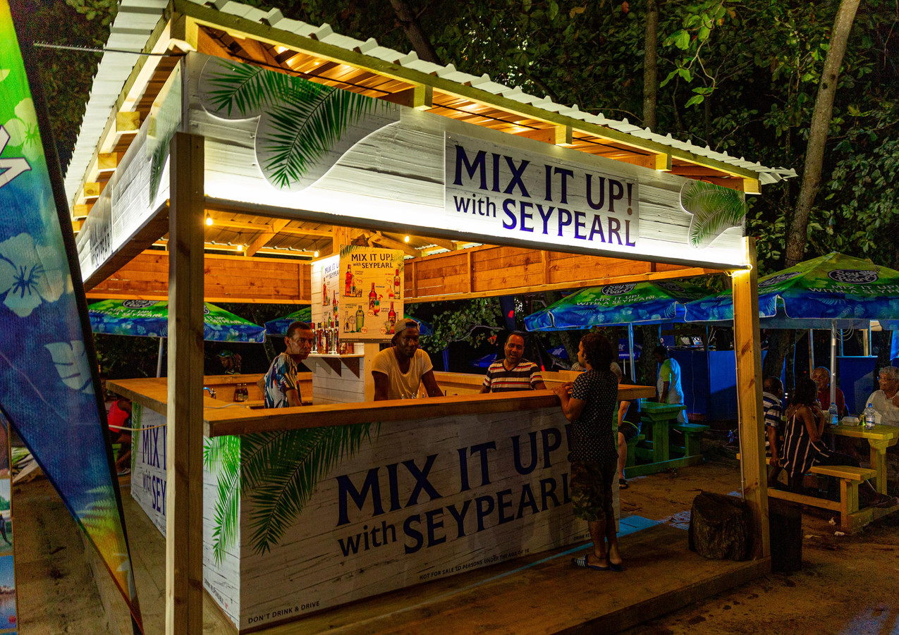 Sey Pearl Mix It Up Stall