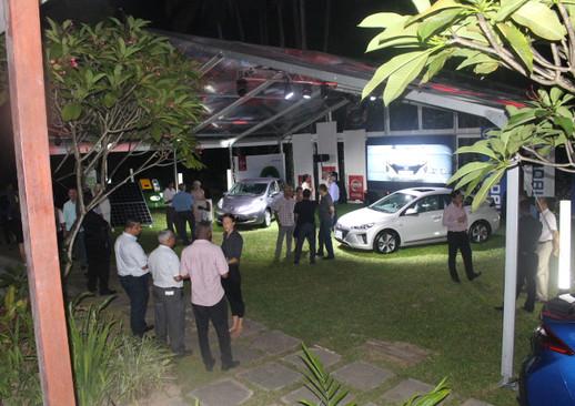 PMC Electric Vehicle Launch - La Grande Maison