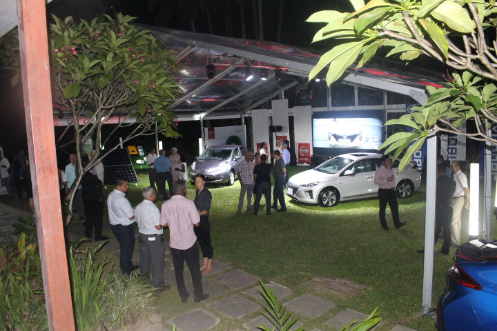 PMC Electric Vehicle Launch - La Grande Maison