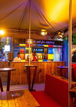 Johnnie Walker Experience Bar