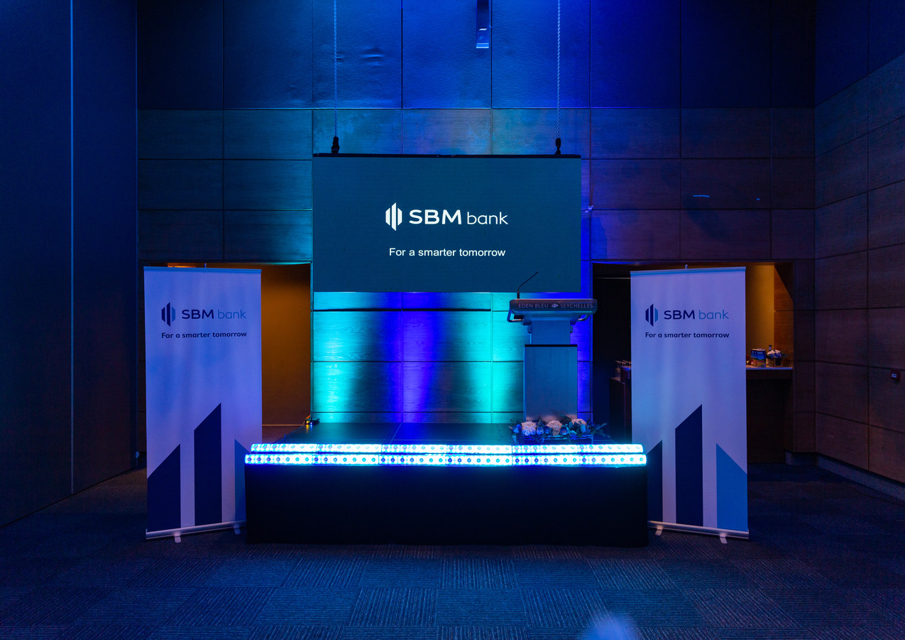 SBM Bank Launch