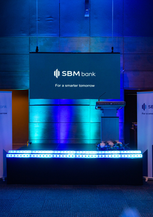 SBM Bank Launch