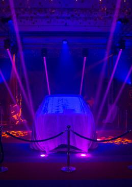 Porsche Seychelles Launch - Eden Bleu
