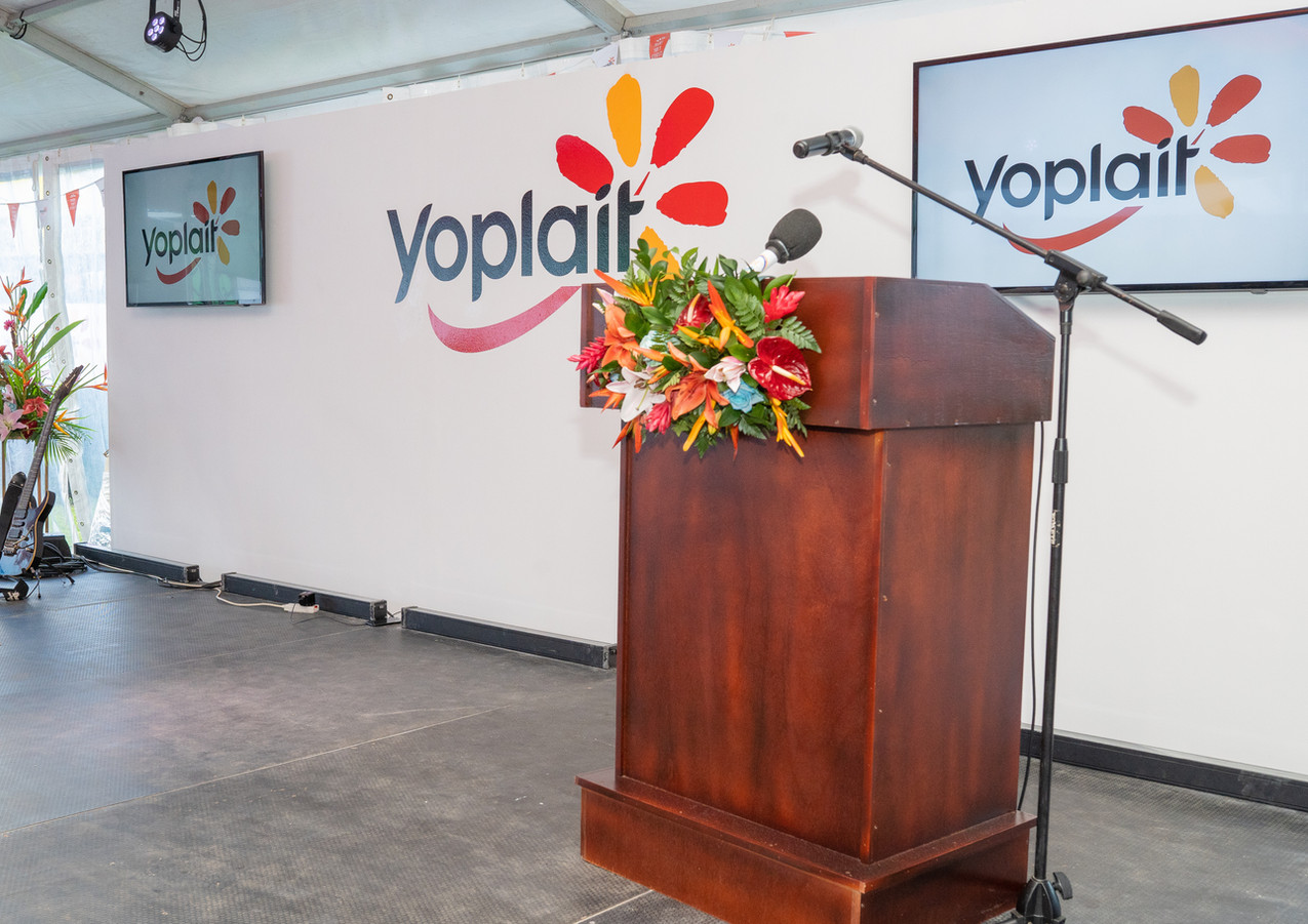 Yoplait Seychelles Launch