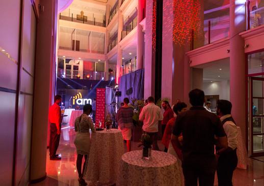 Intelvision iam Launch - Capital Building
