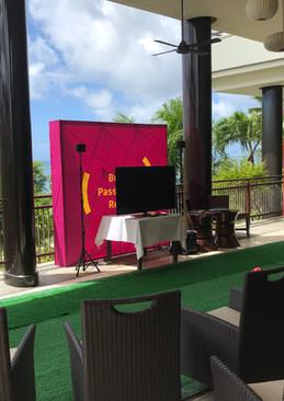 ABSA Launch - Raffles, Praslin