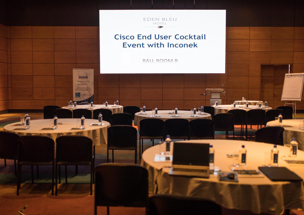 Cisco User Cocktail Workshop