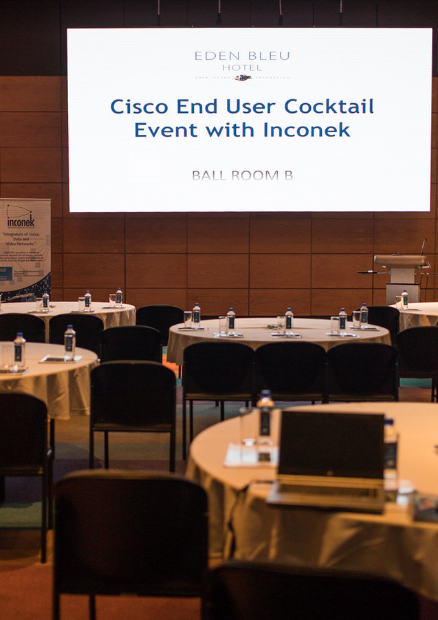 Cisco User Cocktail Workshop