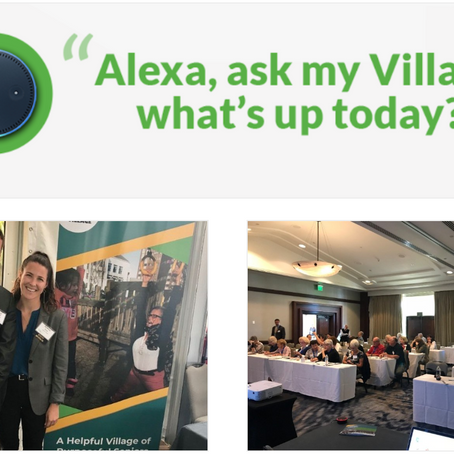 Village to Village Conference in San Diego was a Success!
