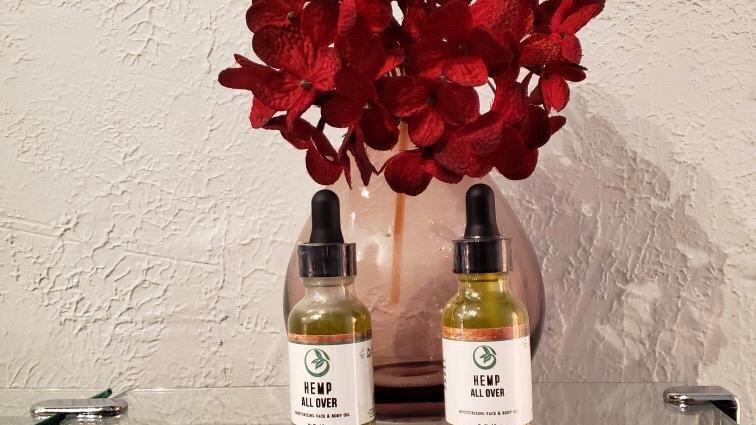 Hemp All Over Face/ Body Oil