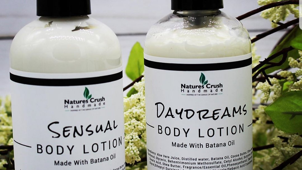 Batana Oil Body Lotion