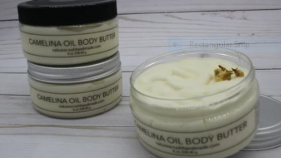 Camelina Oil Body Butter