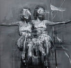 Drawing_1940 acrylic on_canvas 145.5x112