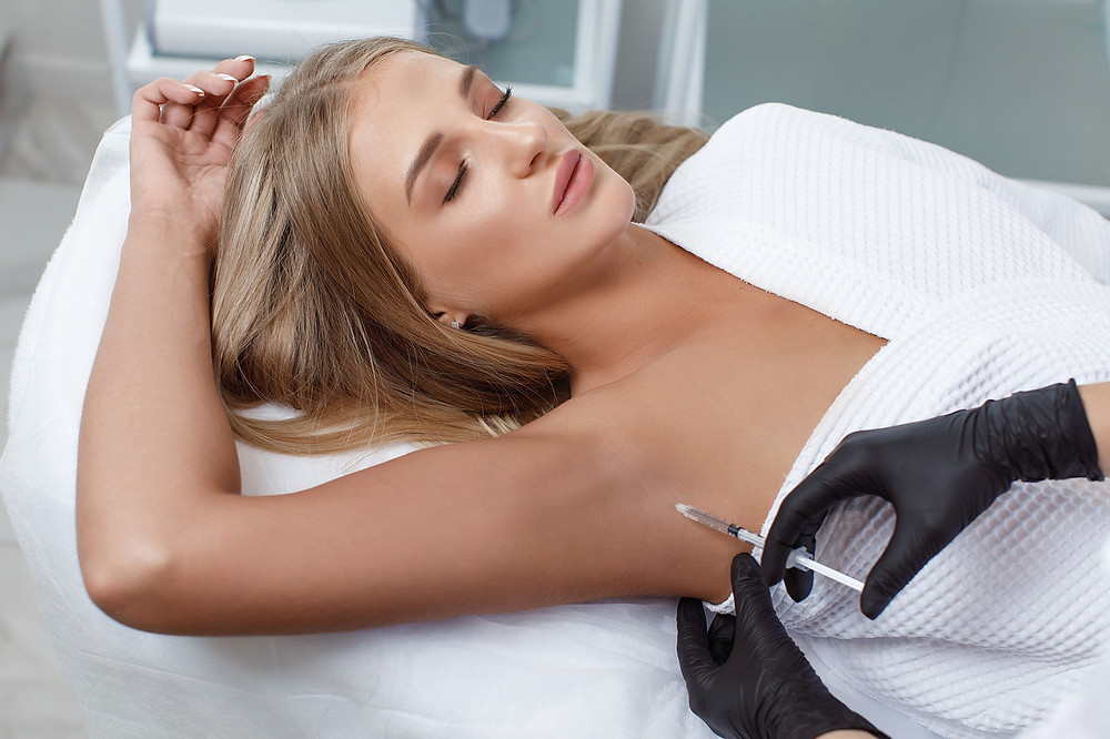 Toxina Botulínica para suor com Dra Lauren Klas