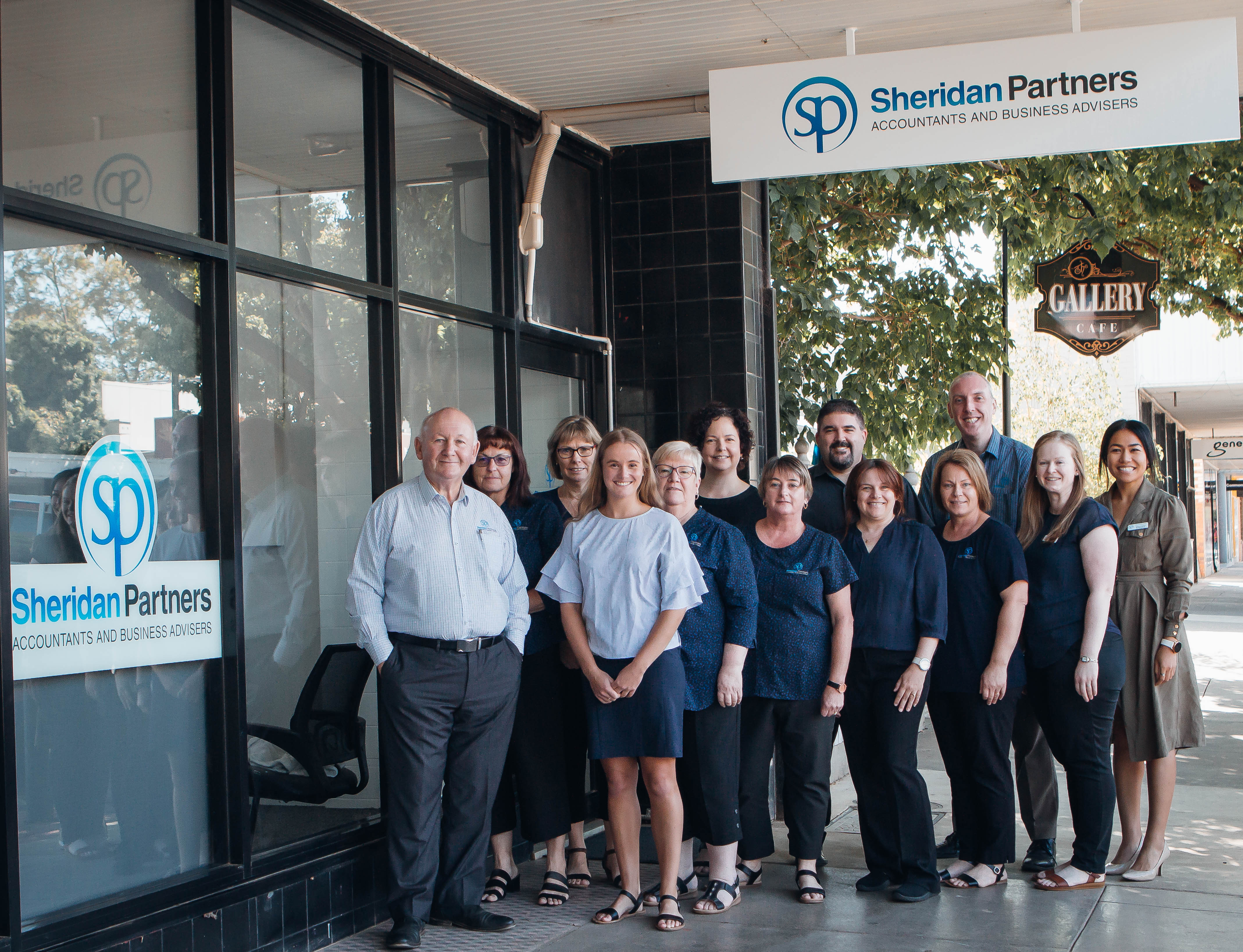 Sheridan Partners Accountants & Business Advisers - Team