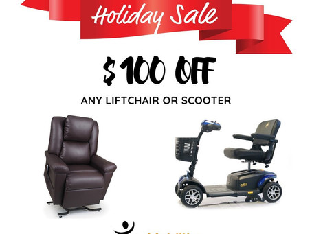 HOLIDAY SALE GOING ON NOW!