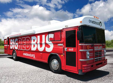 Blood Drive at Mobility & More August 22nd (FREE Covid Antibody Test)