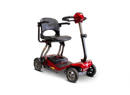 REMO Auto-Flex Travel Scooter