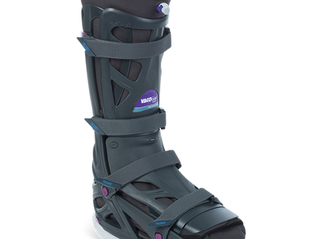 Now offering the VACOcast Diabetic Boot