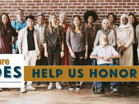 Do you know an Unsung Heroe in Homecare? Help us honor them—Nominate someone today!