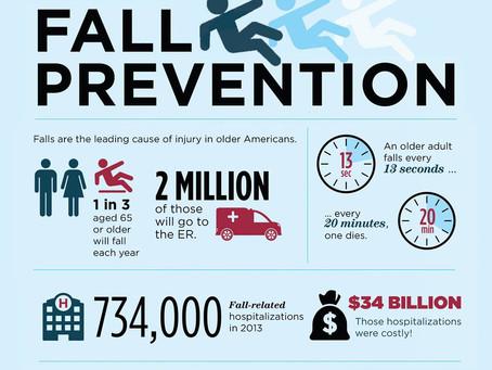 #FallsPreventionAwarenessWeek