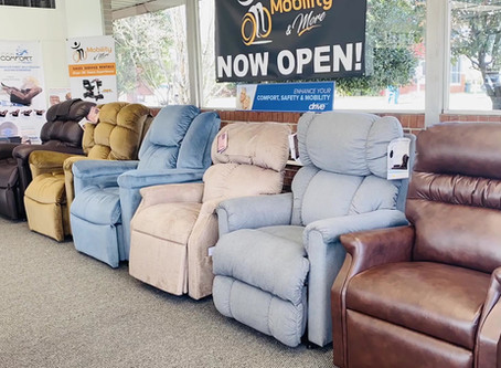 $100 OFF Any Lift Chair Recliner!