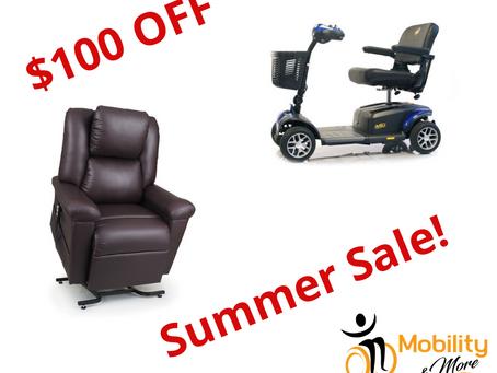 Hot Summer Sale!