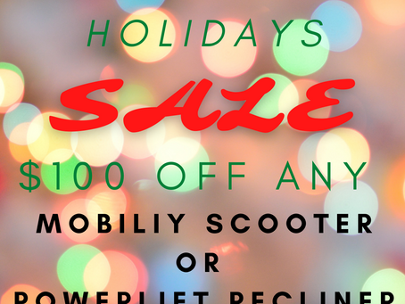 HOLIDAY SALE GOING ON NOW