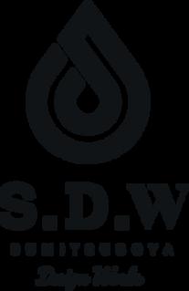 S.D.W logo