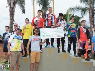ACBIndaiatuba conquista 11 medalhas na copa Brasil de BMX.