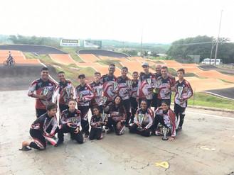 Taça Brasil de BMX 2019.