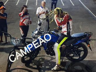 Com vitoria de Samuel Pereira, Franklin Vitor é o Campeão do ranking da copa Jarinu.