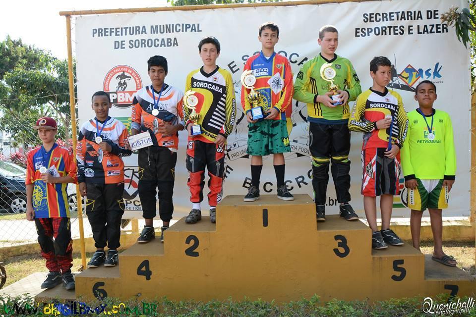 Luan Sampaio, categoria expert 13/14 anos.