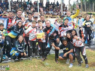 2ª ETAPA DA COPA BRASIL DE BMX.