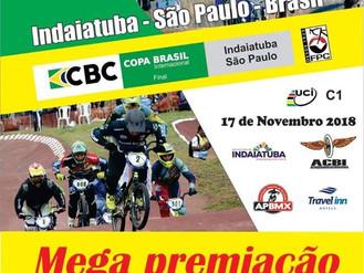 COPA BRASIL DE BMX INTERNACIONAL 2018 - ROUND 1 E 2