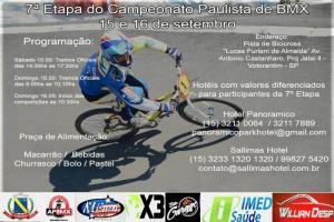 7ª etapa Campeonato Paulista - 16/09 - Votorantim