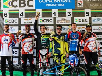 4º etapa da copa Brasil de BMX.