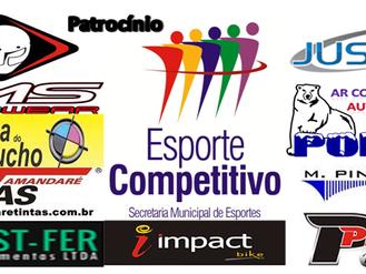 Apresentação da equipe ACBI, patrocinadores e uniforme 2016.