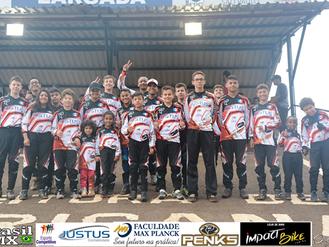 ACBIndaiatuba conquista 3 títulos na copa regional de BMX.
