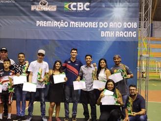 Premiação melhores do ano de 2018.