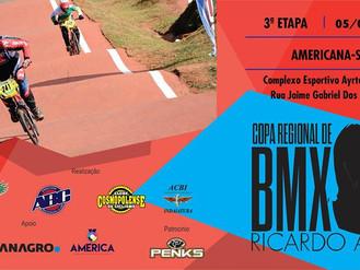 "3ª etapa da Copa ""Ricardo Alves"" - Americana - 05/08"