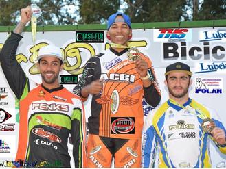ACBINDAIATUBA CONQUISTA 12 PODIO NA 3º ETAPA DO PAULISTA DE BMX EM PAULÍNIA.