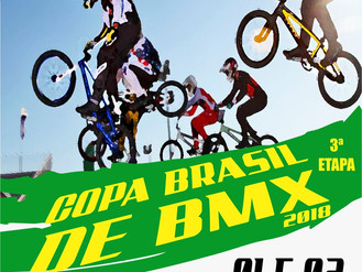 EVENTOS - COPA BRASIL DE BMX 2018 - ETAPA FORTALEZA (CEARÁ)